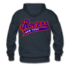New York Rovers Double Sided Premium Hoodie (EHL) - navy