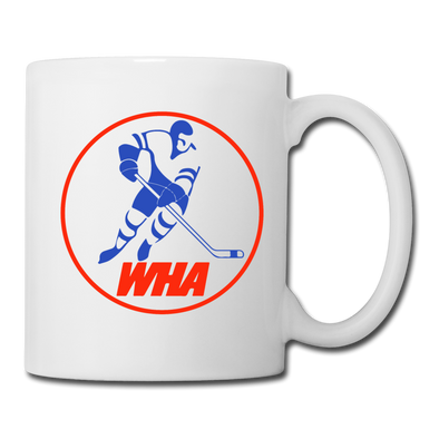 World Hockey Association Mug (WHA) - white