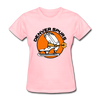 Denver Spurs Logo Women's T-Shirt (CHL) - pink