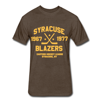 Syracuse Blazers Dated T-Shirt (EHL) - heather espresso