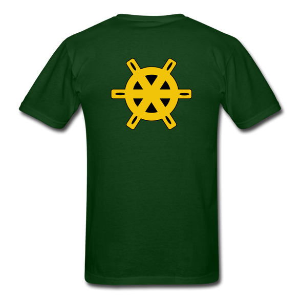 Charlotte Clippers Logo T-Shirt (EHL) - forest green
