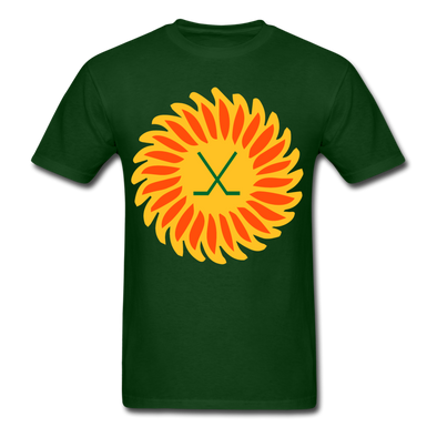 Suncoast Suns Logo Women's T-Shirt (EHL & SHL) - forest green