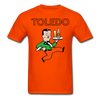 Toledo Buckeyes Logo T-Shirt (EHL) - orange