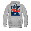 Saint Paul Rangers Logo Hoodie (CHL) - heather gray