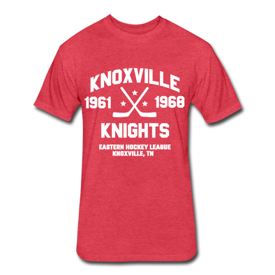 Knoxville Knights Dated T-Shirt (EHL) - heather red