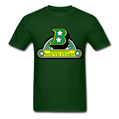 Birmingham South Stars Logo T-Shirt (CHL) - forest green
