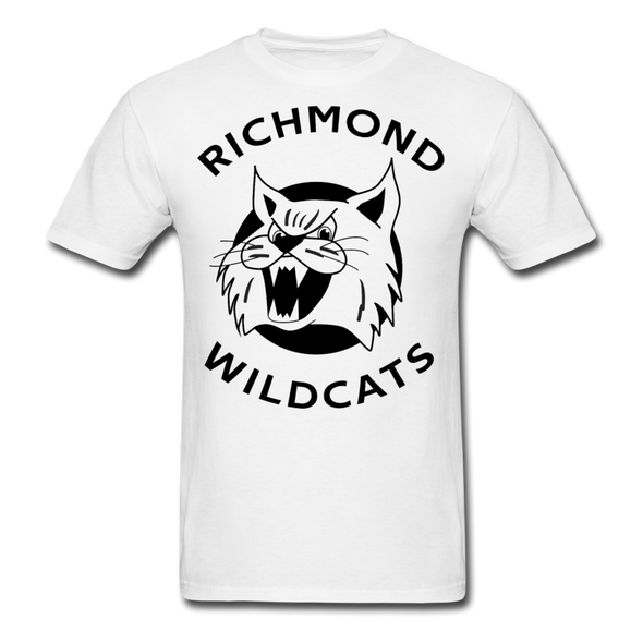 Richmond Wildcats Logo T-Shirt (SHL) - white