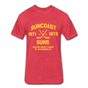 Suncoast Suns Dated T-Shirt (EHL) - heather red