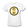 Cape Cod Cubs Logo Women's T-Shirt (EHL & NAHL) - white