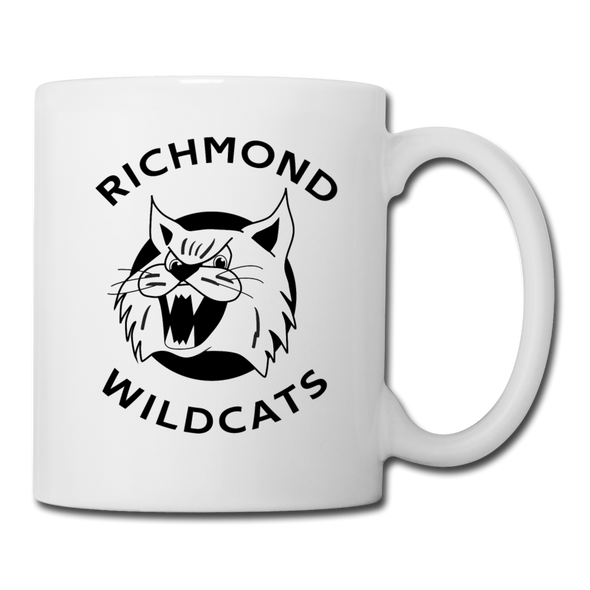 Richmond Wildcats Mug (SHL) - white