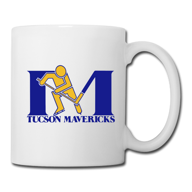Tucson Mavericks Mug (CHL) - white