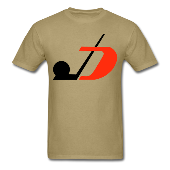 Jersey Hockey Club Logo T-Shirt (EHL) - khaki