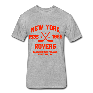New York Rovers Dated T-Shirt (EHL) - heather gray