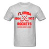 Florida Rockets Dated T-Shirt (EHL) - heather gray