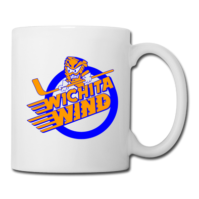 Wichita Wind Mug (CHL) - white