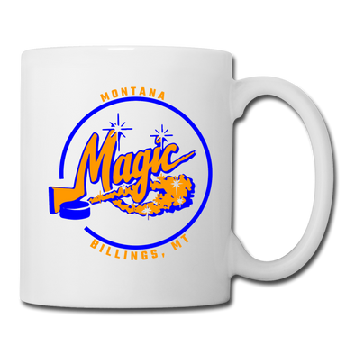 Montana Magic Mug (CHL) - white
