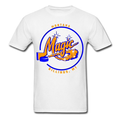 Montana Magic Logo T-Shirt (CHL) - white