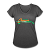 Albuquerque Chaparrals Logo Women's T-Shirt - deep heather