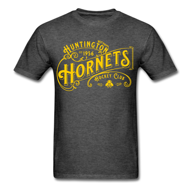Huntington Hornets T-Shirt - heather black