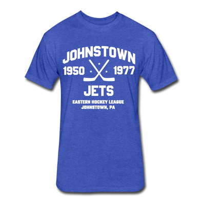 Johnstown Jets Dated T-Shirt (EHL) - heather royal