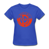 Dallas Texans Circular Dated T-Shirt - royal blue