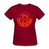 Dallas Texans Circular Dated T-Shirt - dark red