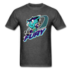 Muskegon Fury T-Shirt - heather black