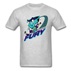 Muskegon Fury T-Shirt - heather gray