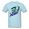 Muskegon Fury T-Shirt - powder blue