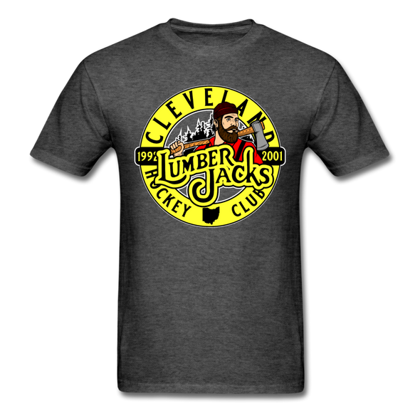 Cleveland Lumberjacks T-Shirt - heather black