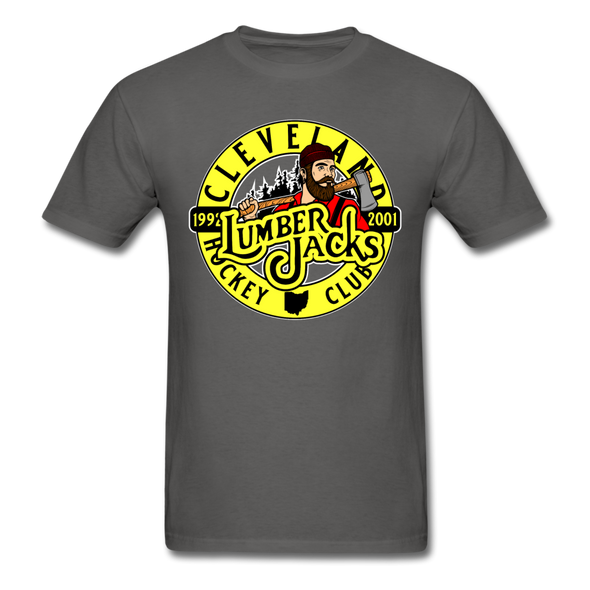 Cleveland Lumberjacks T-Shirt - charcoal