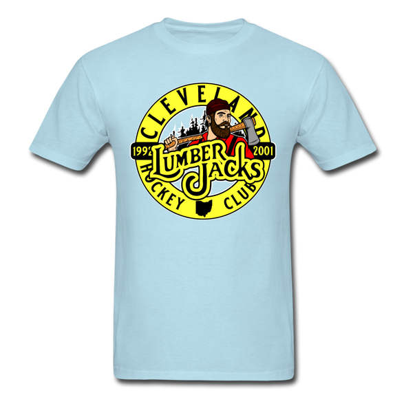 Cleveland Lumberjacks T-Shirt - powder blue
