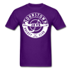 Johnstown Jets Circular T-Shirt - purple
