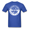Johnstown Jets Circular T-Shirt - royal blue