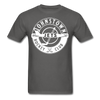Johnstown Jets Circular T-Shirt - charcoal