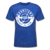Johnstown Jets Circular T-Shirt - mineral royal