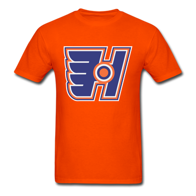 Halifax Highlanders T-Shirt (Logo Only) - orange