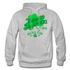 Toronto Shamrocks Hoodie - heather gray