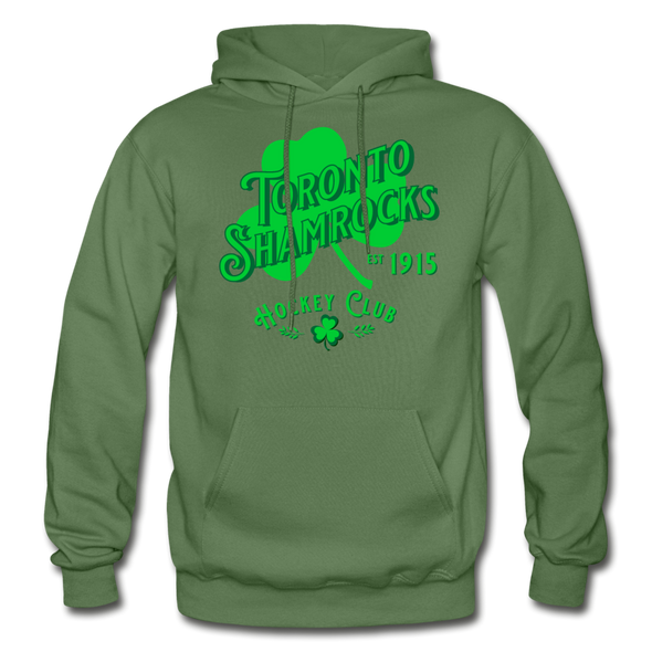 Toronto Shamrocks Hoodie - military green