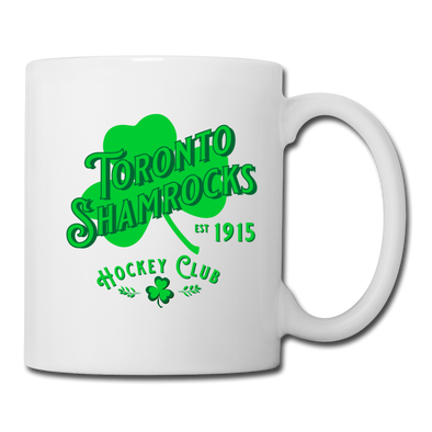 Toronto Shamrocks Mug - white
