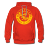Nashville Dixie Flyers Circular Dated Premium Hoodie - red