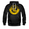 Nashville Dixie Flyers Circular Dated Premium Hoodie - charcoal gray
