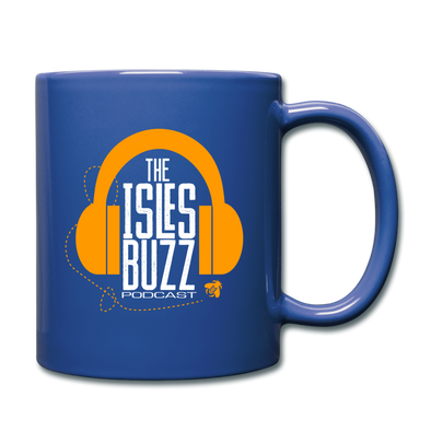 Isles Buzz Mug - royal blue
