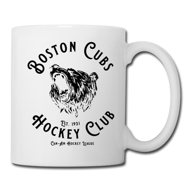 Boston Cubs Mug - white