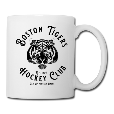 Boston Tigers Mug - white