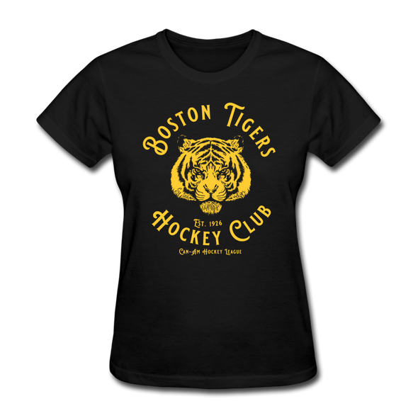 Boston Tigers Women's T-Shirt - black
