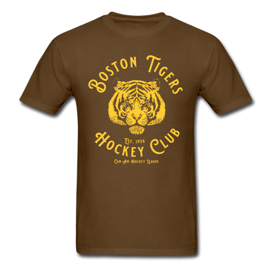 Boston Tigers T-Shirt - brown