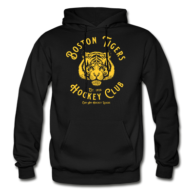 Boston Tigers Hoodie - black