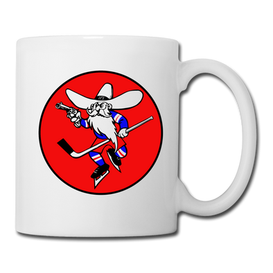 Albuquerque Six Guns Logo Mug (CHL) - white