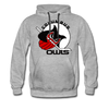Columbus Owls Premium Hoodie - heather gray